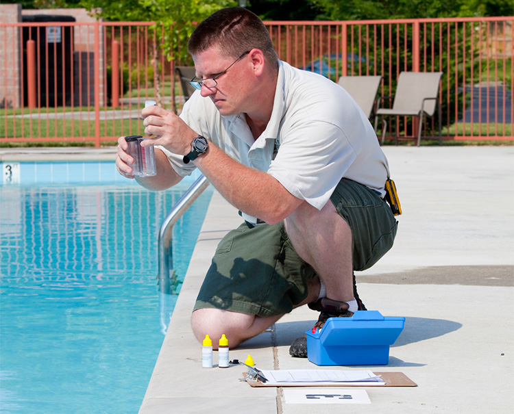 holiday pool care,
