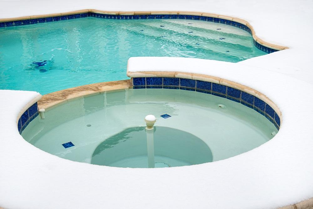 hygienic hot tub
